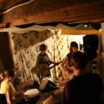 The Most, The Hoofbeats, Level Anchorage, The Ics and Isms @ 4025 SE Sherman, 8/31